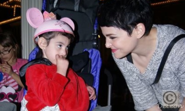 Ginnifer Goodwin & Sophie