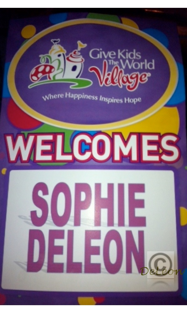 Welcome Sophie!