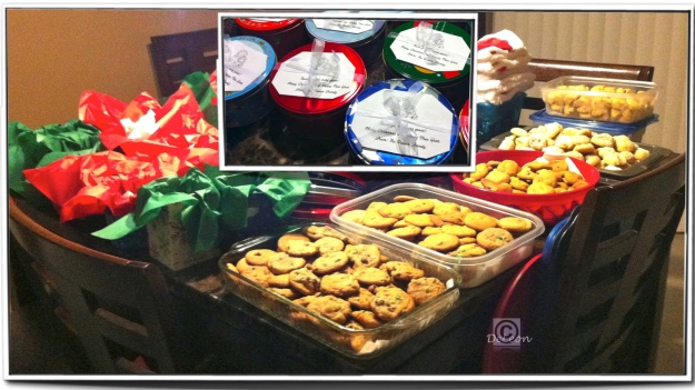 Baked Gifts Christmas 2012
