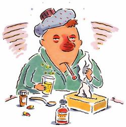 Flu Lockdown