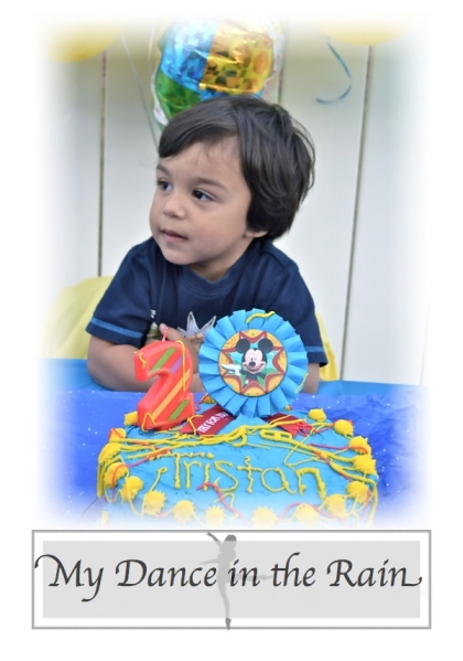 Tristan is TWO_3