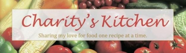 Charity's Kitchen Banner