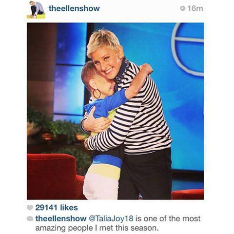 Talia and Ellen